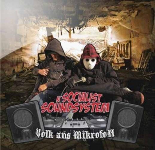 N'Socialist Soundsystem- Tunnelblick