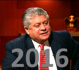 Defend Liberty, Draft Judge Napolitano For President In 2016