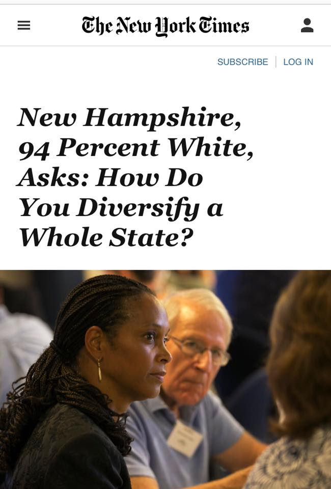 Cultural Genocide & The Desire To Destroy Homogeneous New Hampshire