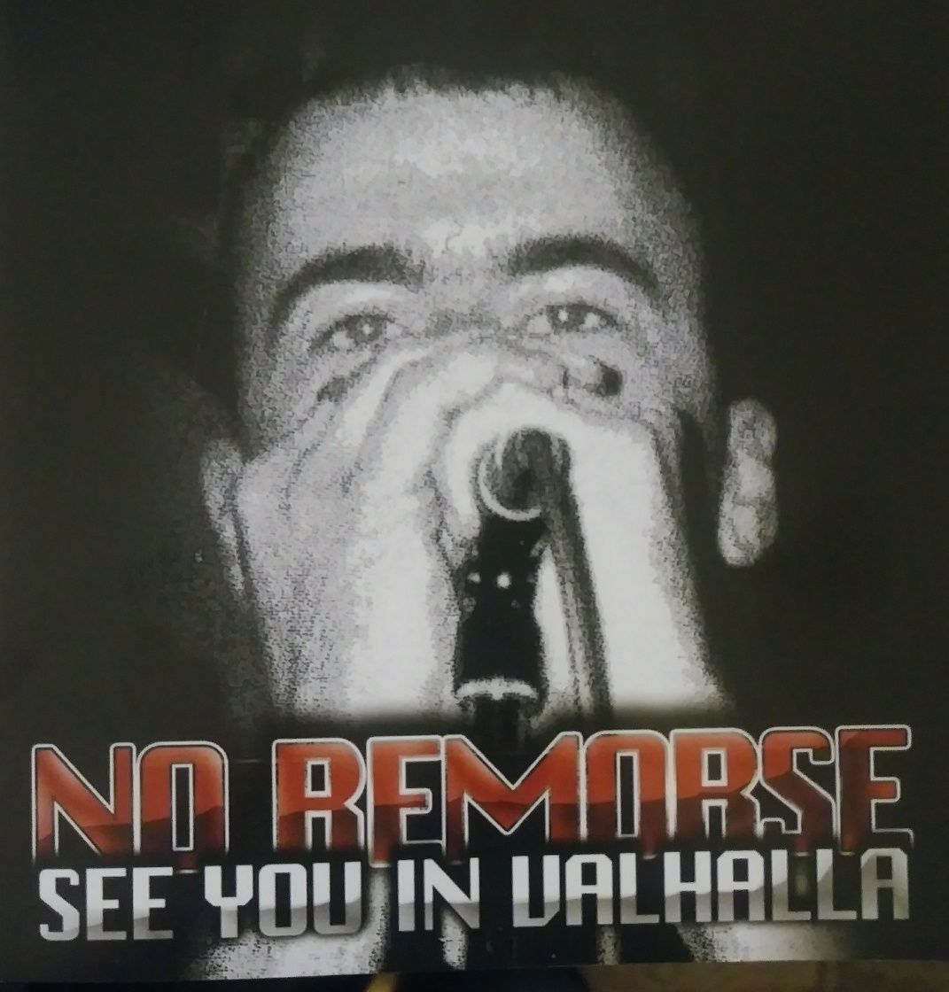 No Remorse- See You In Valhalla