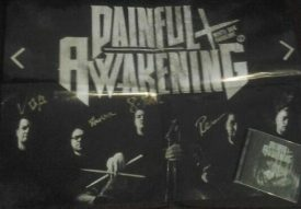 Painful Awakening Cd &#038; Poster Combo