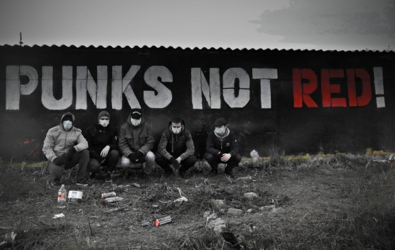 Punks Not Red
