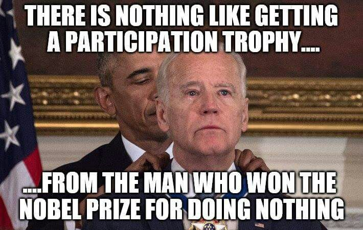 Participation Trophies For All!