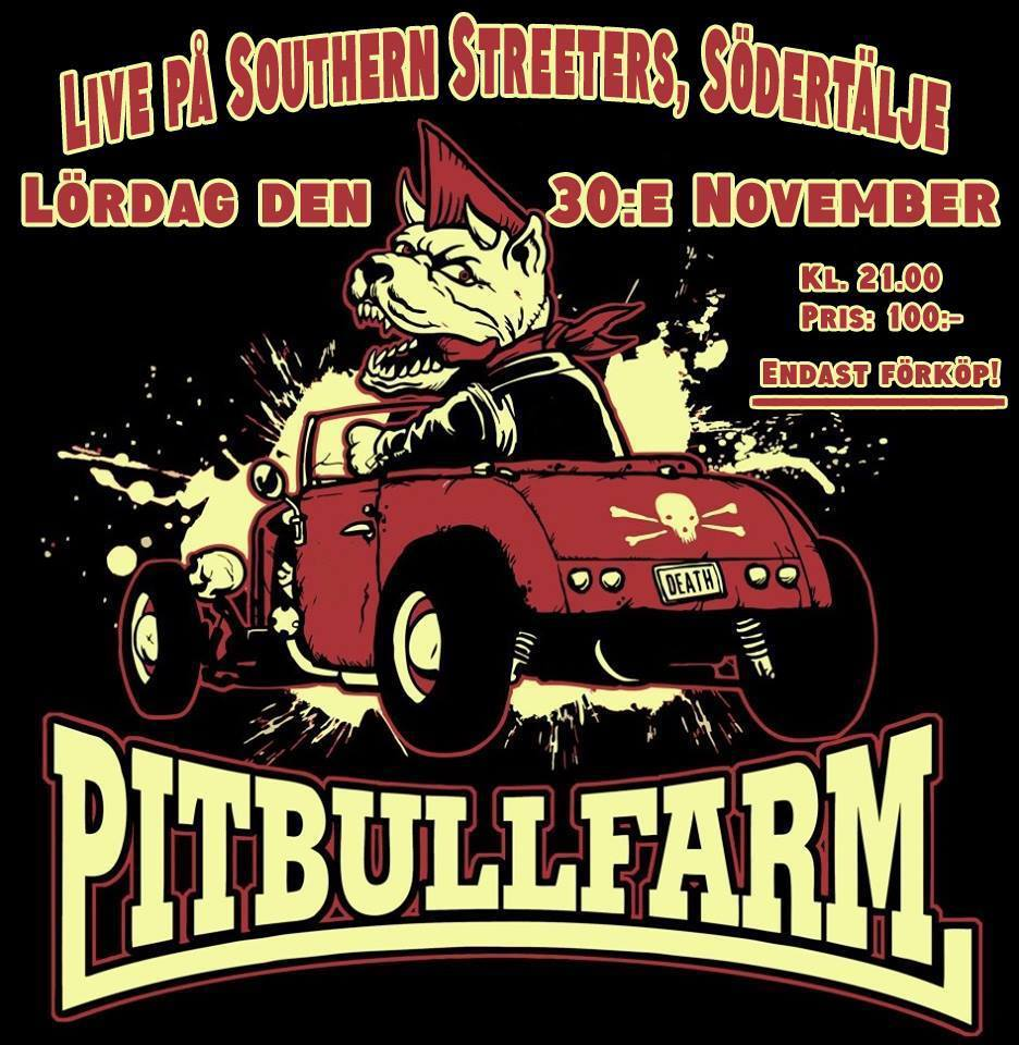 Pitbull Farm Concert | Label56