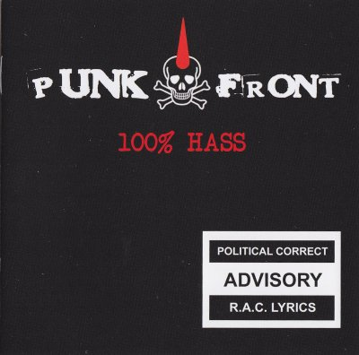 Punk Front- 100% Hass