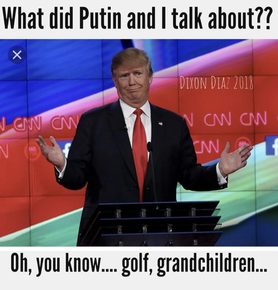 What Did Putin & Trump Talk About?