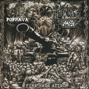 Ravendark's Monarchal Canticle / Poprava- Pure Hate Attack
