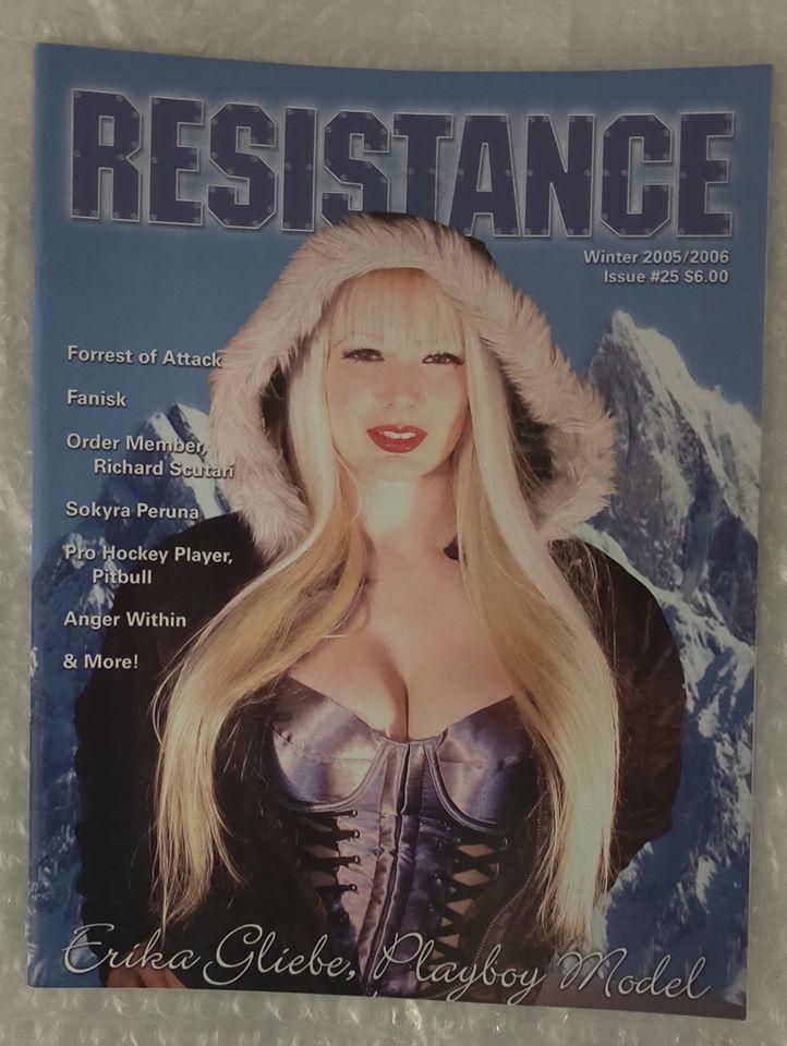 Resistance Magazine Number 25