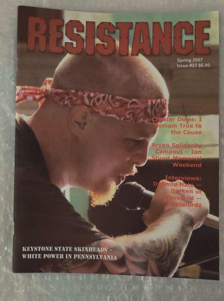 Resistance Magazine Number 27