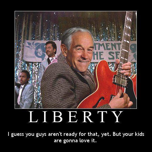 Ron Paul: Liberty