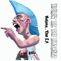 Spirit Of The Patriot- Malaka&#8230; The EP (Blue Cd)