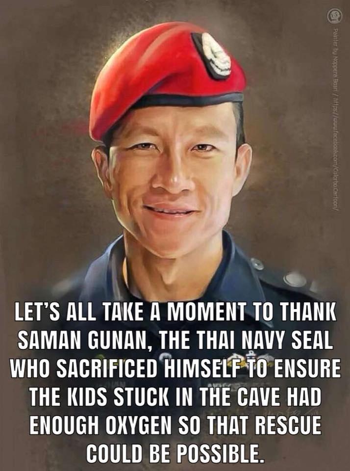 R.I.P. Saman Gunan