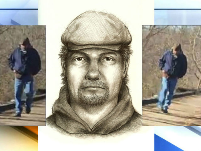Sketch Of Man Suspected In Abigail & Liberty`s Death