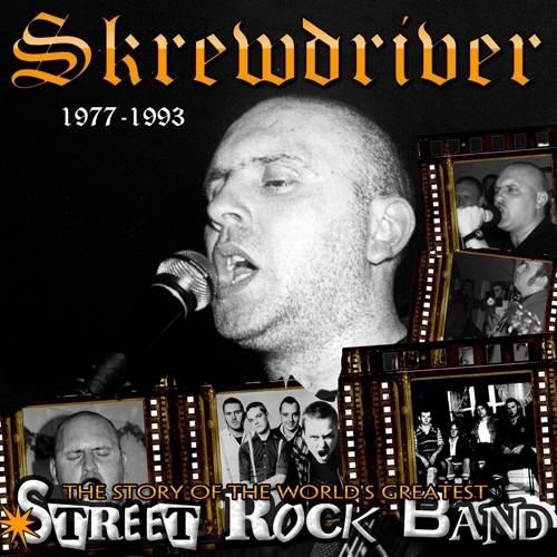 Skrewdriver- Rockumentary
