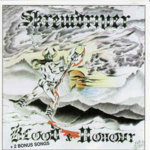 Skrewdriver- Blood And Honour