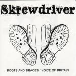 Skrewdriver- Back With A Bang