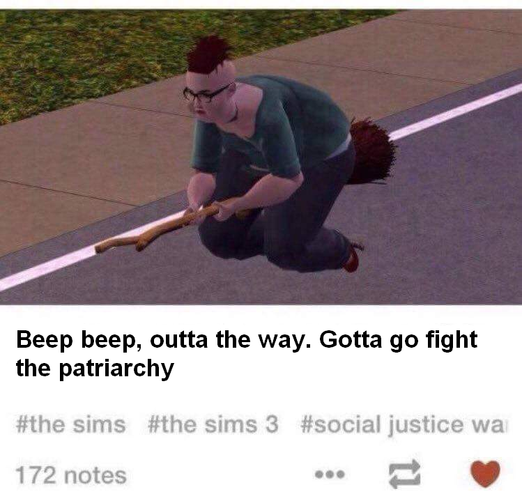 Social Justice Warrior`s To The Rescue