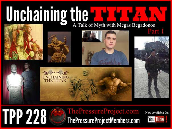 Pressure Project: Unchaining The Titan