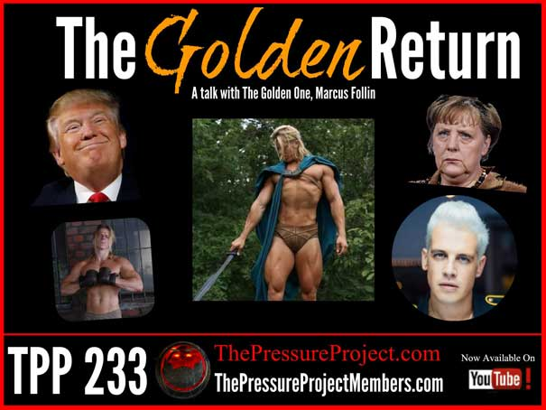 Pressure Project Interviews The Golden One