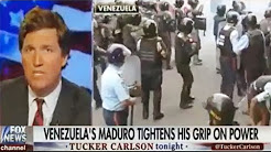 Tucker Carlson On Venezuela And Gun Confiscation