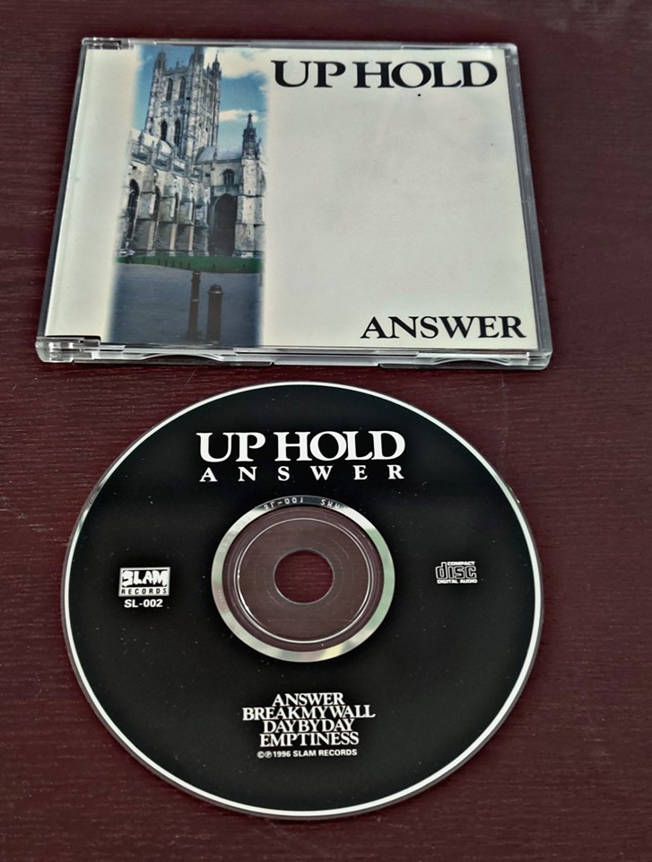 Uphold- Answer