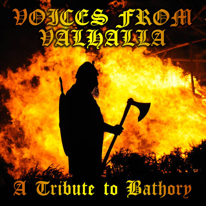 Voices From Valhalla- Tribute To Bathory