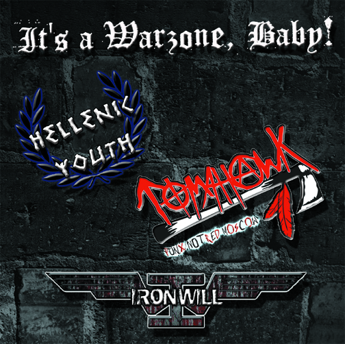 It`s A Warzone, Baby!: Tomahawk- Take Back The Scene