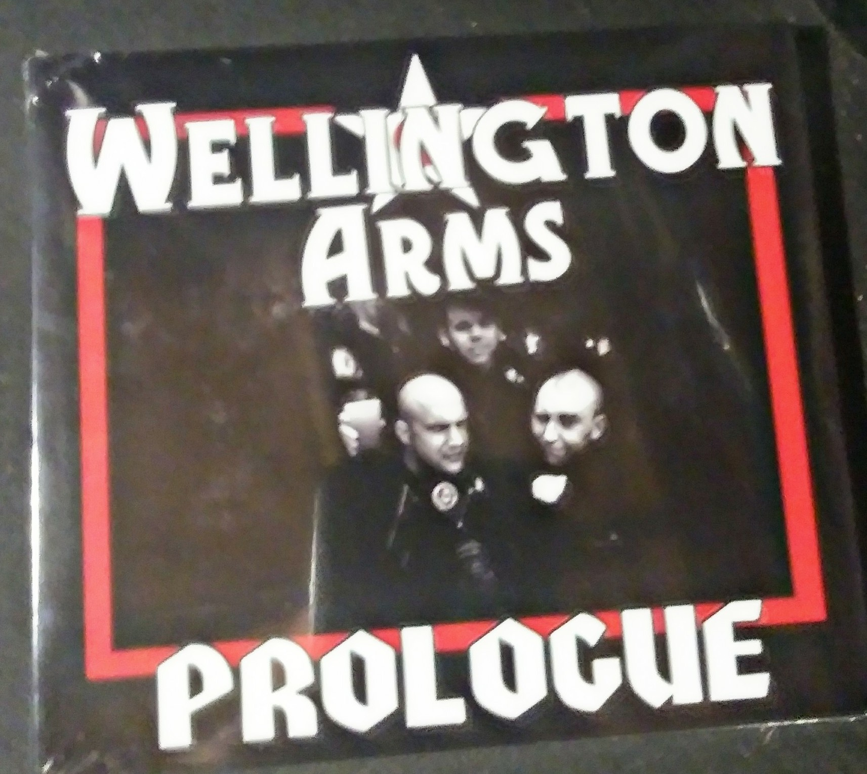 Wellington Arms- Prologue