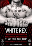 White Rex Warrior Spirit Italy
