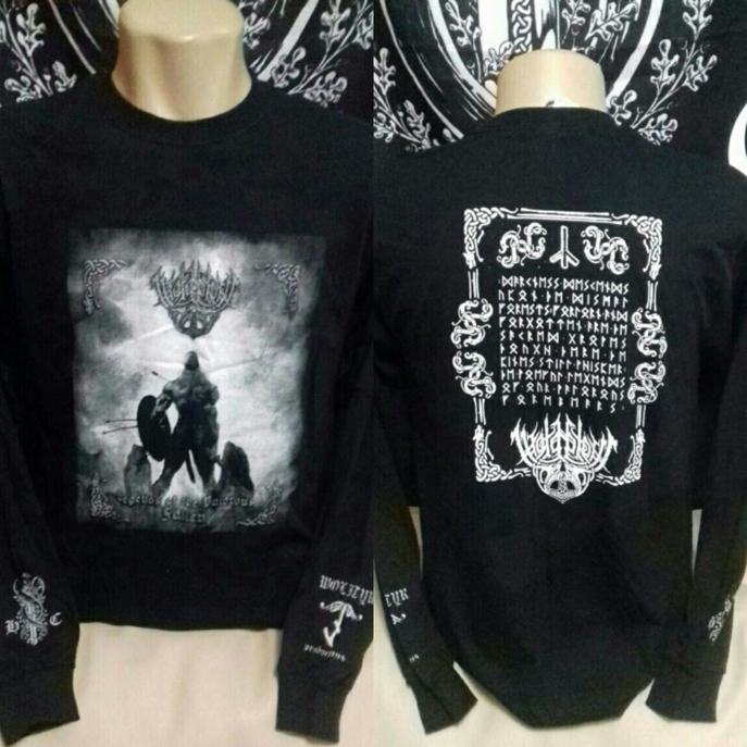 Wotanorden- Legends Long Sleeve Shirt