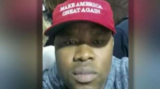 The Violent Left. Immigrant Attacked For Wearing MAGA Hat
