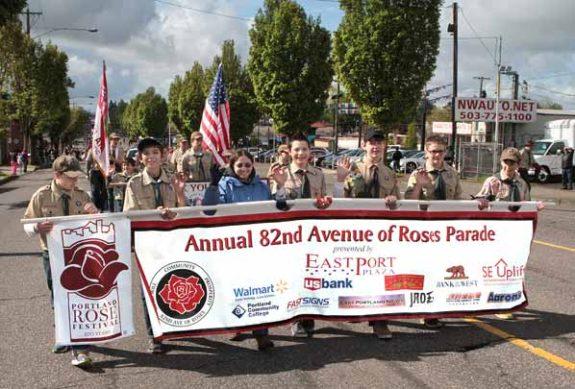 Terrorist Threats Shut Down Portland`s Annual Rose Parade