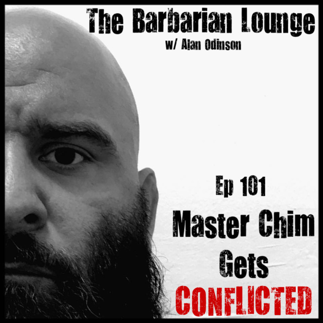 The Barbarian Lounge: Interview With Master Chim