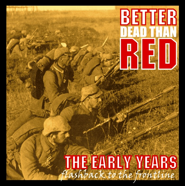 Better Dead Than red- Beat Down