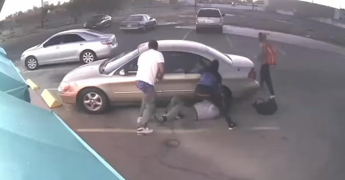 Suspects Wanted In Beating & Carjacking Of 78 Year Old Man