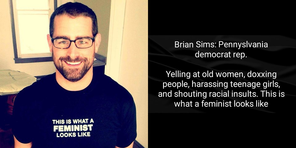 Brian Sims: This Is What A Feminist Looks Like