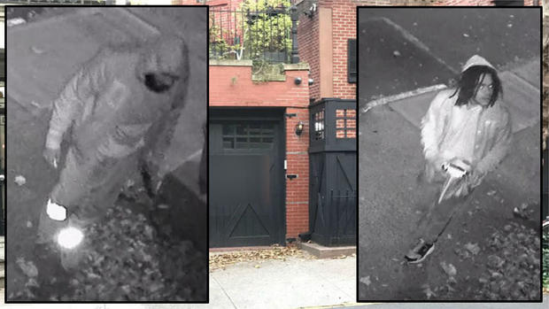Fake Hate Crime? Suspects Wanted In Swastika Graffiti In Brooklyn Heights