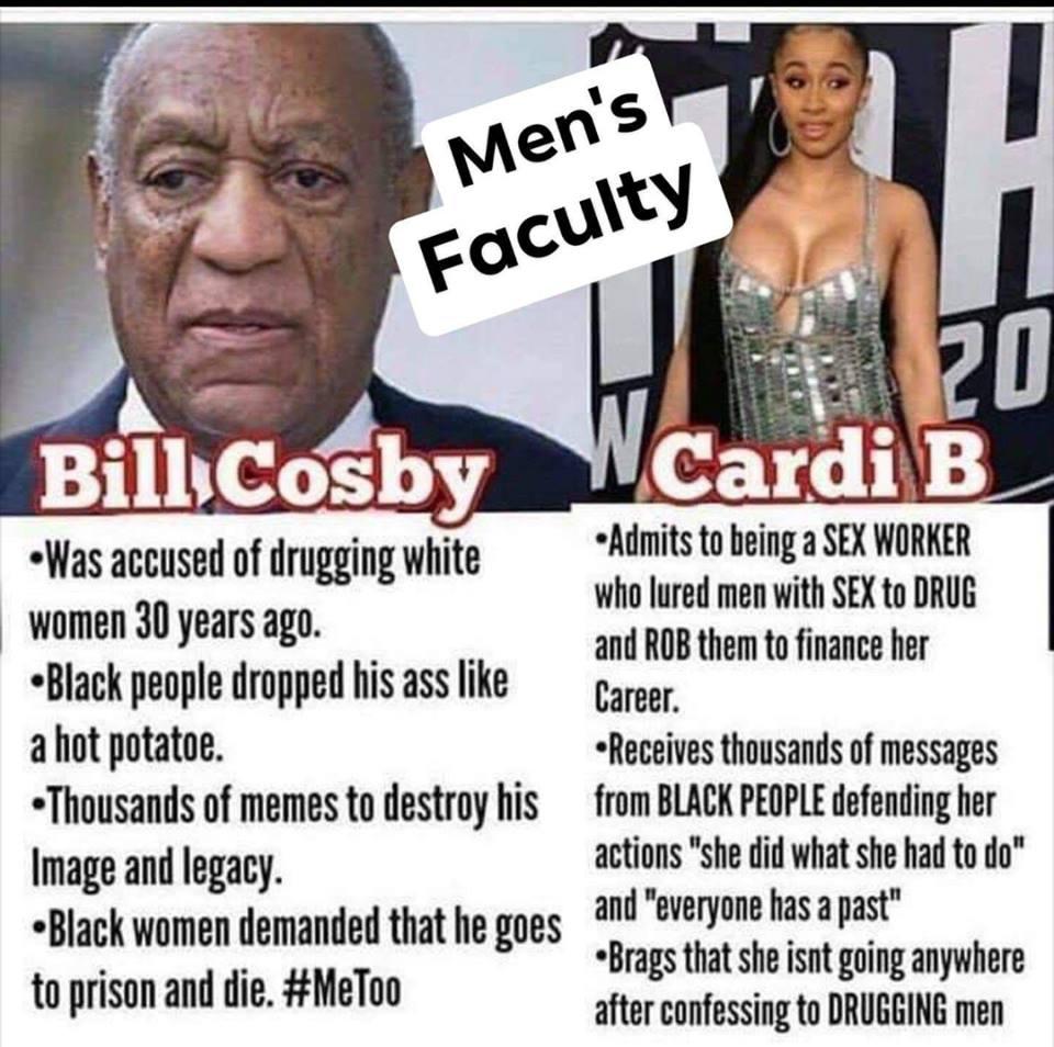 Cardi B. Vs Bill Cosby