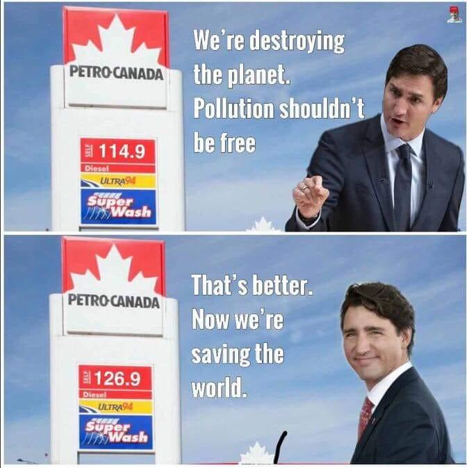 Meme Alert: Climate Change Policies