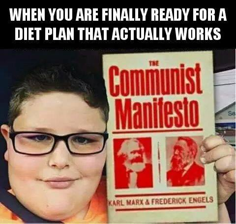 The Communist Diet Plan