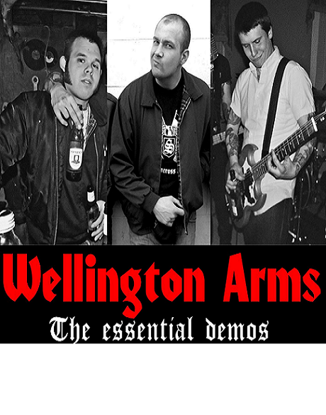 Wellington Arms- I Hear The Lions Roar