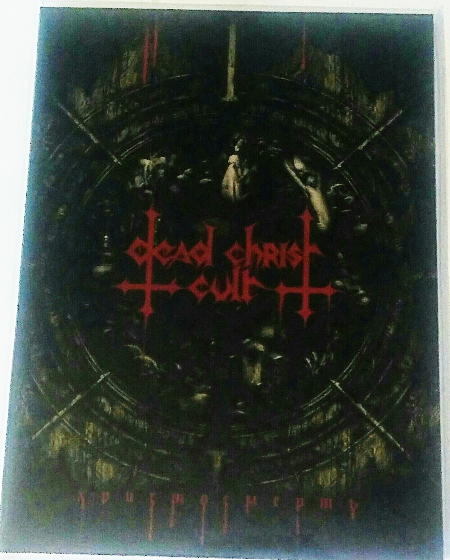 Dead Christ Cult- Christ Death