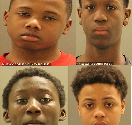 """Society`s Standards: Smiling Kid Bad. 4 """"Youths"""" Kidnapping & Raping 13 Year Old Girl Goes Unmentioned"""