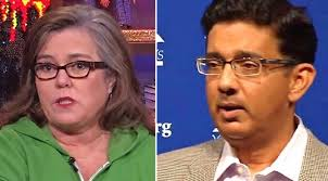 Will Rosie O'Donnell Be Prosecuted For Illegal Campaign Donations As Dinesh D'Souza Was?
