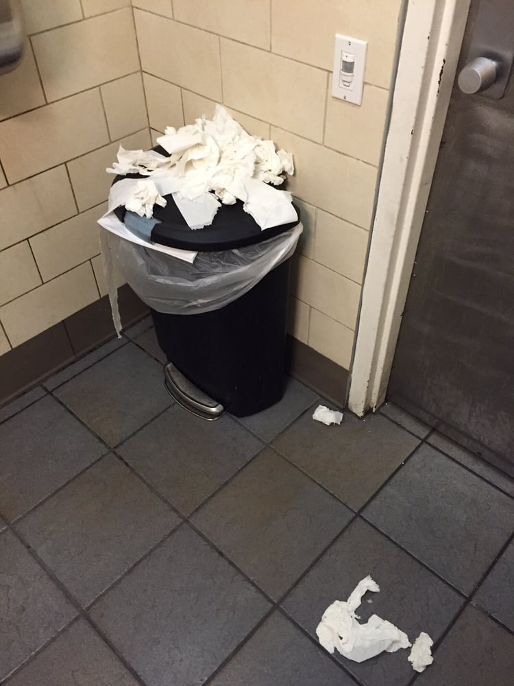 Starbucks Bathrooms Will Soon Be On Par With Gas Station Bathrooms - Starbucks bathroom policy