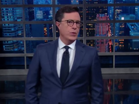 Stephen Colbert Attacks Kanye In Ignorant Monologue