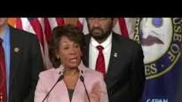 Maxine Waters: Impeach Trump Because Russia Is Invading North Korea