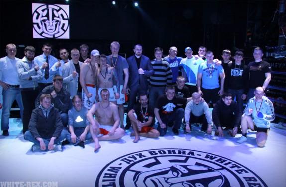 White Rex Spirit Warrior MMA Comp 9