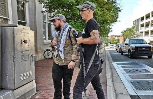 Antifa Leader Dwayne Dixon Charged With Assault