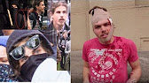 Violent Antifa Who Hit Man With Bike Lock A College Professor?
